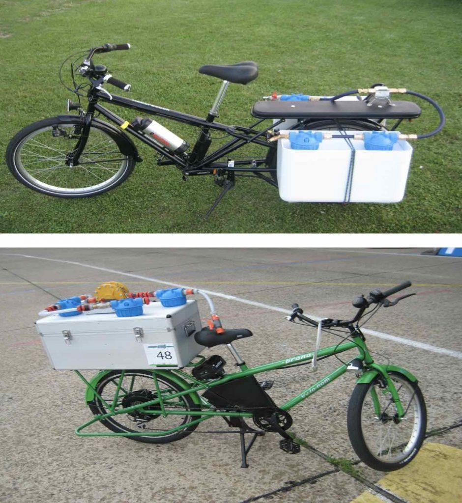 Water-Bikes